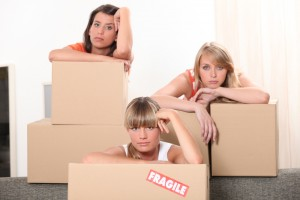 Student movers Bolton make the clever choice - AA Removals Bolton!